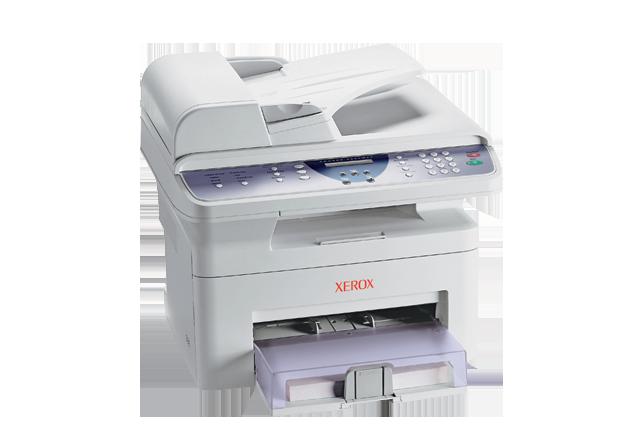 Phaser 3200mfp black and white multifunction printers xerox for Bureau 64 xerox