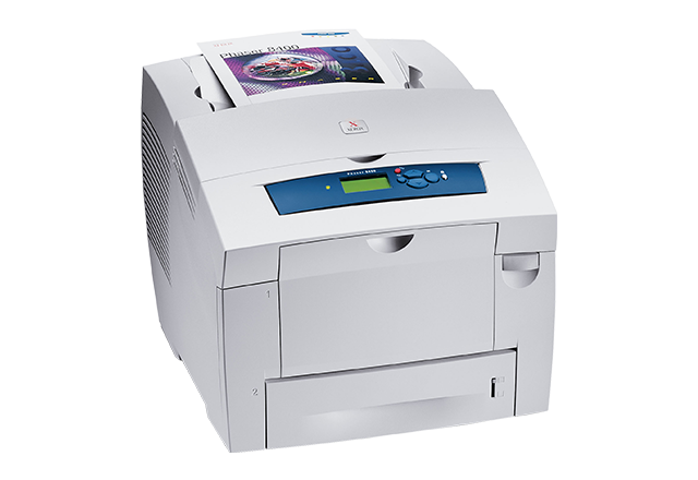 Phaser 8400 color printer product specifications for offices for Bureau 64 xerox