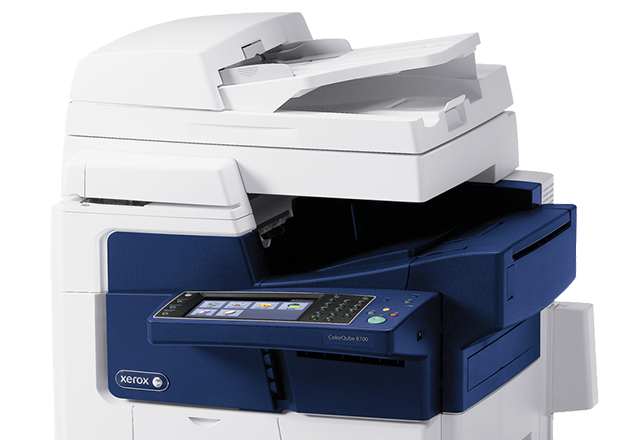 ColorQube 8700 Color Multifunction Printers Xerox