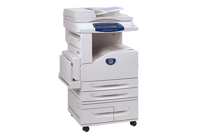 Workcentre 5225 5230 black and white multifunction for Bureau 64 xerox