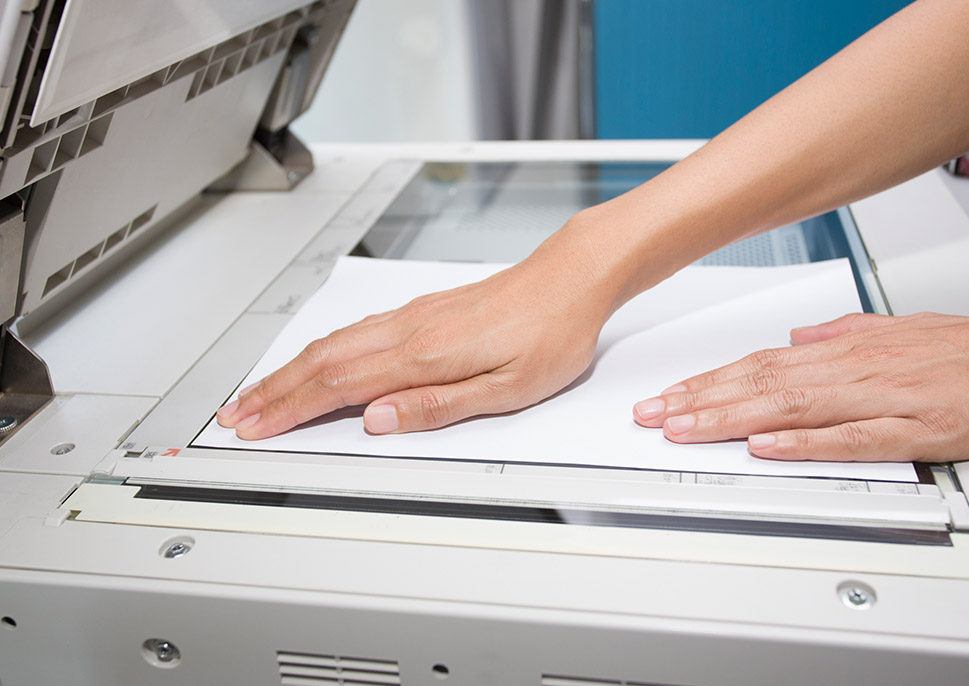 RSA Qdirect.SCAN for Xerox Scanning Software for Scan to Print Inputs to Print Shops