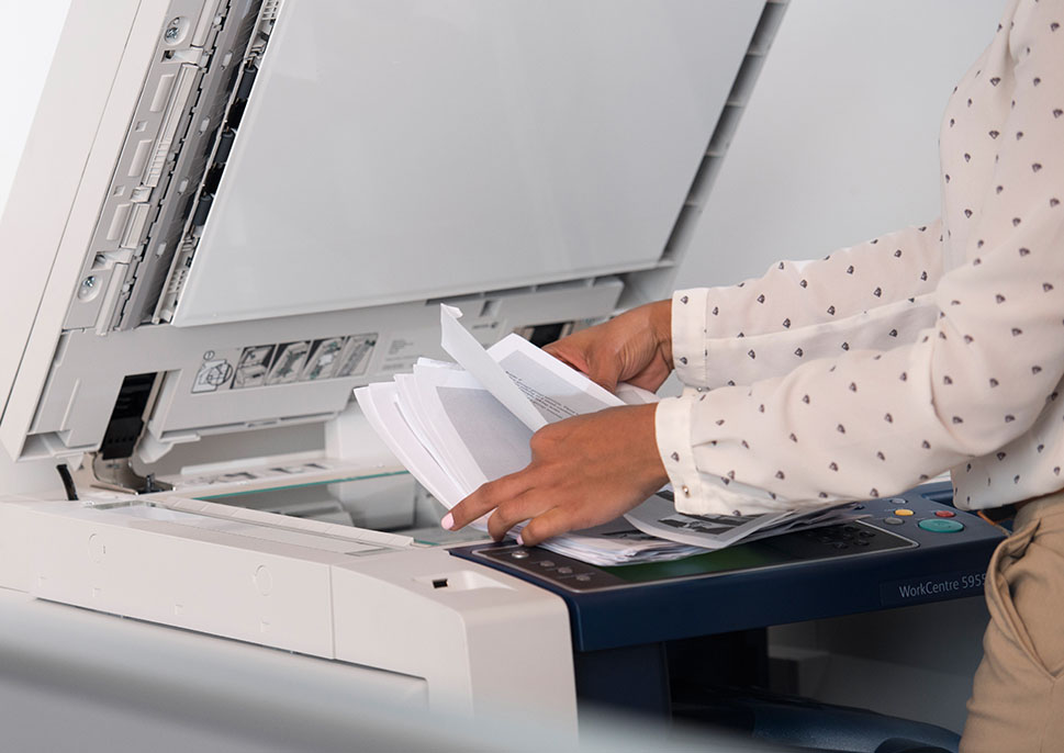 Nuance eCopy ShareScan is Server-based Document Conversion Software to Digitize Workflows with Xerox Multifunction Printers