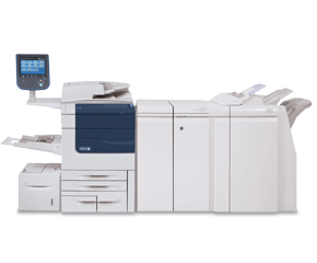 550/560 a color de Xerox slide1