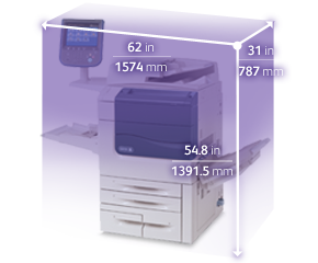 550/560 a color de Xerox slide2