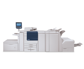 550/560 a color de Xerox slide3