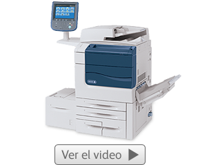 550/560 a color de Xerox 550 560 video 290x240 es-ar