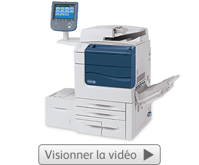 Presse couleur Xerox 550/560 550 560 video 290x240 fr