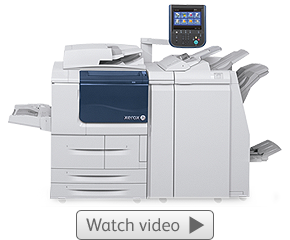 Xerox D95A/D110/D125 D95 D110 D125 video 290x240 en