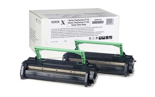 FaxCentre F116 Black Toner Cartridge (2-Pack)