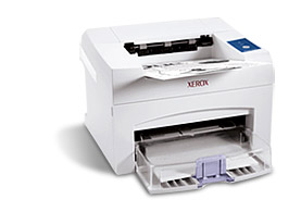 Phaser 3124 - Personal laser printer for your desktop