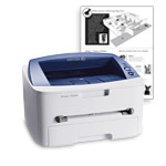 Black and white laser printers Xerox Phaser 3160