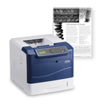 Black and white laser printers Xerox Phaser 4600/4620