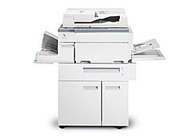 Xerox 5818 - You get more done so should your copier