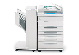Xerox 5855C - The speed and power you need for superior performance