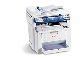 Phaser 6115MFP - The complete small office document solution
