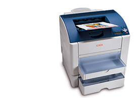 Phaser 6120 - Flexible color printer for your small office