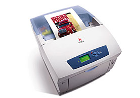 Phaser 6250 - Fast-paced colour printing for the office