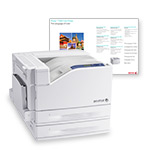 Color laser printer Phaser 7500