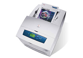 Phaser 8400 - The obvious choice for<br/>colour printing