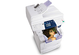 Phaser 8560MFP - Outstanding color at your fingertips