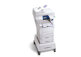 Phaser 8560MFP - A snap to set up, operate, and share