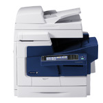 Color laser multifunction printer ColorQube 8700