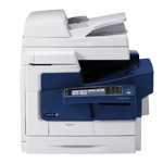 Color laser multifunction printer ColorQube 8900