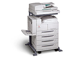 Fuji Xerox DC 156 Manuals