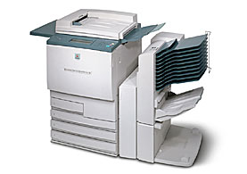Document Centre ColorSeries 50 - Black-and-white performance High-impact color