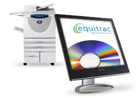 Equitrac Express - End print waste. Increase print accountability.