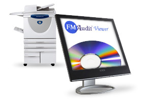 FMAudit Viewer USB - Your key to growth in the imaging market