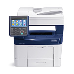 Black and White multifunction printer WorkCentre 3655
