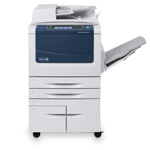 Black and White multifunction printer WorkCentre 5845/5855
