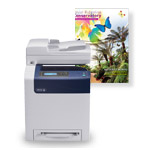 Color laser multifunction printer WorkCentre 6505