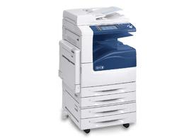 WorkCentre 7120/7125 - Urządzenie wydajne i łatwe w użytkowaniu.