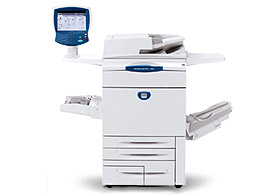 WorkCentre 7655/7665/7675 - Production power with colour impact<br/> for your office