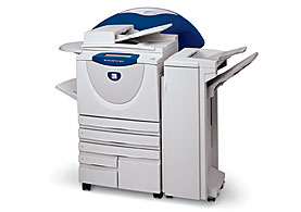 WorkCentre M45 - Easy to use features that keep your office running smoothly