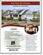 Real Estate Flyer Templates | Xerox for Small Businesses