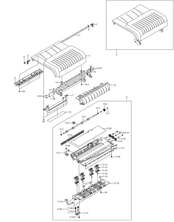 Sargent Exit Hardware Parts List