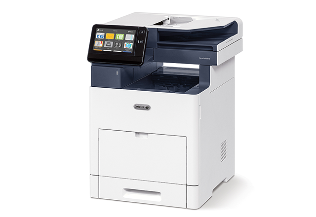 Specifications for VersaLink B605/B615 Monochrome MFPs - Xerox