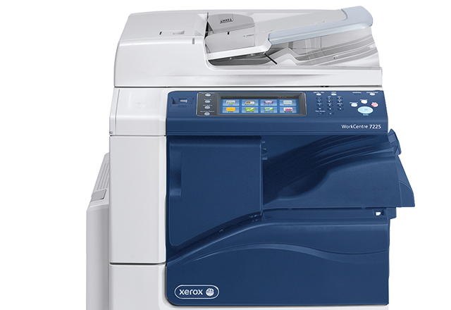 WorkCentre 7220/7225 Specifications Offer Powerful Features