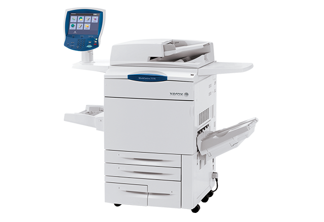 WorkCentre 7755/7765/7775 Color MFP Specifications