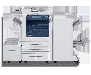 Xerox WorkCentre 7855 Color Copier - Professional Plotter