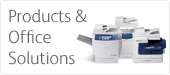 xerox products and solutions
