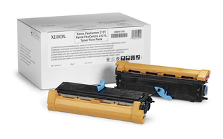 FaxCentre 2121 Black Toner Cartridge (2-Pack)