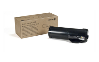 Phaser 3610/WorkCentre 3615 High Capacity Black Toner Cartridge
