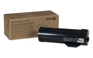 Phaser 3610/WorkCentre 3615 Extra High Capacity Black Toner Cartridge