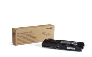 WorkCentre 6655/6655i Black Toner Cartridge