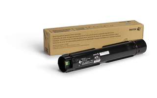 VersaLink C7000 Black Standard Capacity Toner Cartridge