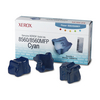 Phaser 8560/8560MFP Cyan Solid Ink Pack (3 Sticks)